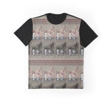 Rush Hour Parking, Also Graphic T-Shirt