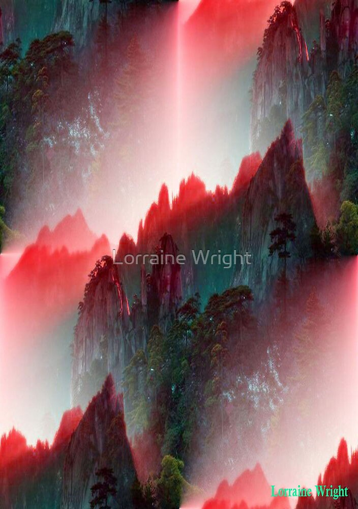 HIS PRESENCE COVERS YOU by Lorraine Wright