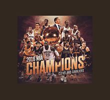NEW CHAMPIONS   Cleveland Cavaliers 2016 Champions Unisex T-Shirt