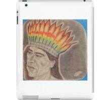 Chief Powhatan iPad Case/Skin