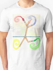 I Am a Paintbrush T-Shirt