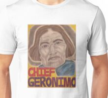 Chief Geronimo Unisex T-Shirt