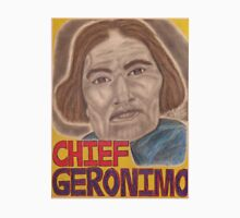 Chief Geronimo Unisex T-Shirt