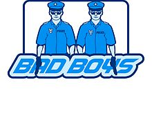 Bad Boys Cop Team Crew by Style-O-Mat