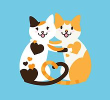 Love Cats by catmoji