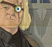 Auror's: The Few The Vigilant Sticker
