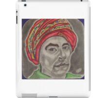 Chief Sequoyah iPad Case/Skin