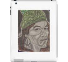 Chief Hiawatha iPad Case/Skin