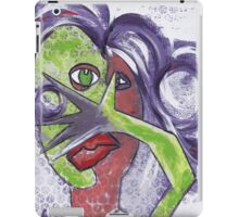 Pulp Fiction Goes Picasso iPad Case/Skin