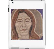 Chief Sitting Bull iPad Case/Skin
