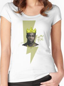 ASAP FERG Women's Fitted Scoop T-Shirt