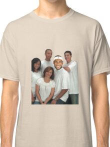 Lebron and Steph Family Portrait Classic T-Shirt