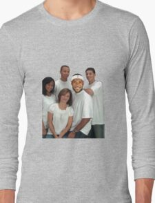 Lebron and Steph Family Portrait Long Sleeve T-Shirt