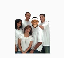 Lebron and Steph Family Portrait Unisex T-Shirt