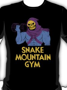 snake mountain gym T-Shirt