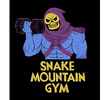 snake mountain gym Photographic Print