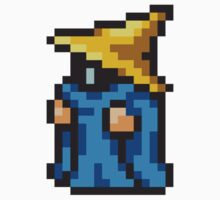 Black Mage sprite - FFRK - Final Fantasy I (FF1) (Core Class) Baby Tee