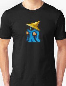 Black Mage sprite - FFRK - Final Fantasy I (FF1) (Core Class) Unisex T-Shirt