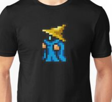 Black Mage sprite - FFRK - Final Fantasy I (FF1) (Core Class) Unisex T-Shirt
