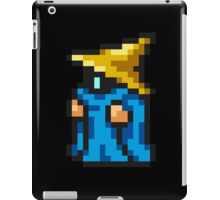 Black Mage sprite - FFRK - Final Fantasy I (FF1) (Core Class) iPad Case/Skin