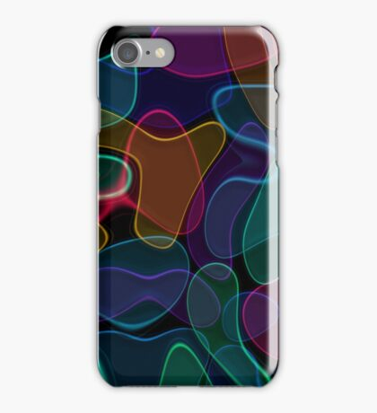 Neon Night iPhone Case/Skin