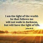 John 8 Light of the World by Kimberose