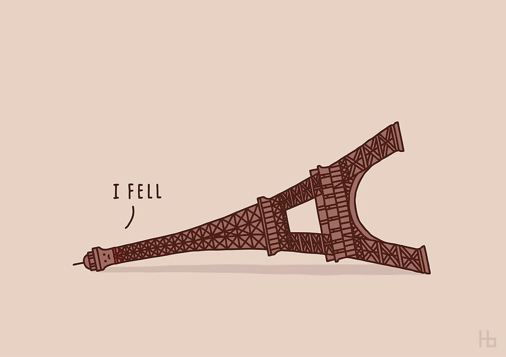 I Fell by Haasbroek