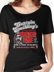 Captain Spaulding Murder Ride Women's Relaxed Fit T-Shirt