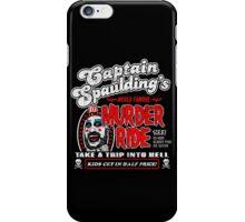 Captain Spaulding Murder Ride iPhone Case/Skin