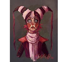 Jester Doll Photographic Print
