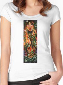 Fishgirl Women's Fitted Scoop T-Shirt