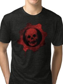 Gears Of War Logo  Tri-blend T-Shirt