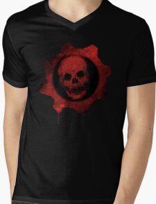 Gears Of War Logo  Mens V-Neck T-Shirt
