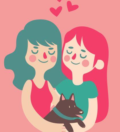Love Sweet Love  Sticker