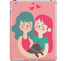 Love Sweet Love  iPad Case/Skin
