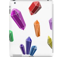 You're such a gem -on white- large iPad Case/Skin