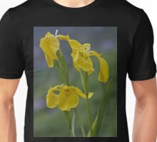 Yellow Flag Iris - Donegal Unisex T-Shirt