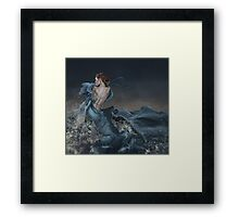 You Are the Ocean Framed Print