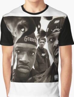 Gravediggaz Graphic T-Shirt