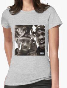 Gravediggaz Womens Fitted T-Shirt