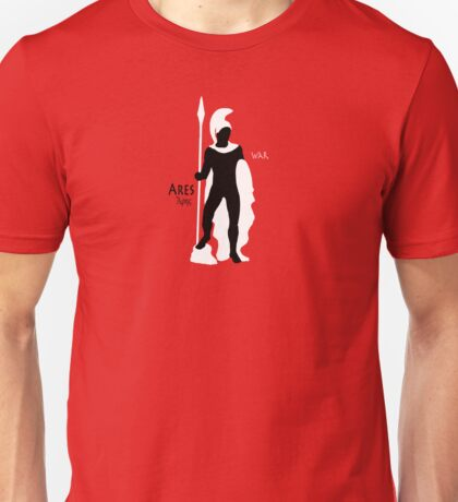 Ares Unisex T-Shirt