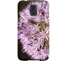 Purple Firework Samsung Galaxy Case/Skin