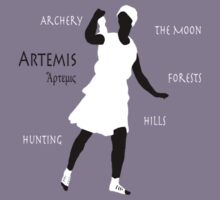 Artemis by Ben Simpson