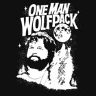One Man Wolfpack by valvecrov