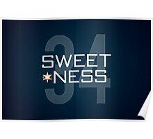 Sweetness Poster