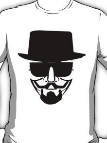 Anonymous Heisenburg T-Shirt