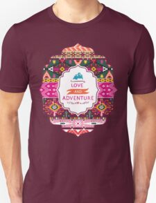 Seamless pattern in native american style T-Shirt