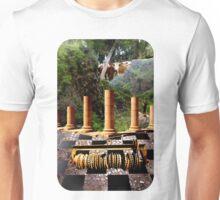 The Elemental Tourist - Earth Unisex T-Shirt