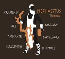 Hephaestus by Ben Simpson