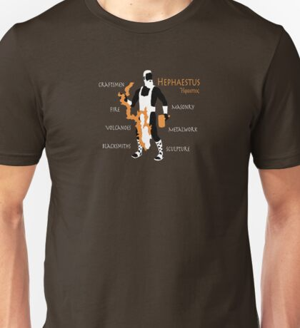 Hephaestus Unisex T-Shirt